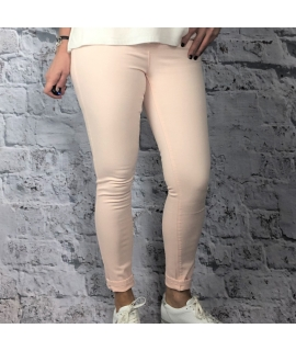 PANTALON VIEUX ROSE SLIM PUSH UP